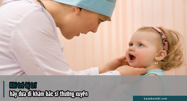 điều trị bệnh trĩ ở trẻ em