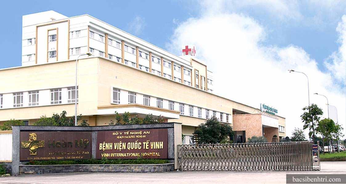 chữa bệnh trĩ ở Nghệ An