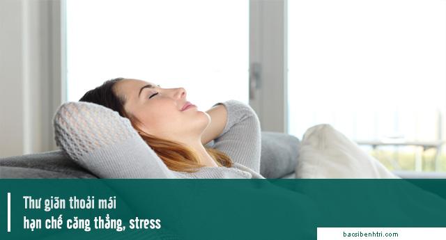 chế độ sinh hoạt hỗ trợ điều trị bệnh trĩ