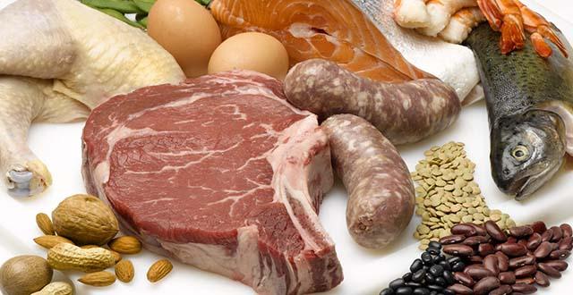 Khi bị trĩ hạn chế ăn thực phẩm giàu protein