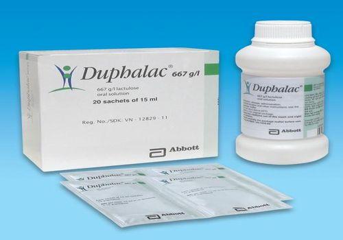 Thuốc chữa táo bón Duphalac có tốt không, dùng lâu được không ?