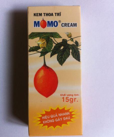 Kem thoa trĩ Momo có tốt không, bán ở đâu ?