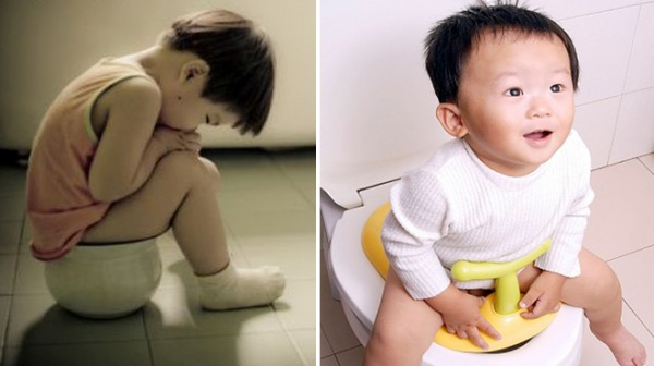 Nhận biết bệnh trĩ ở trẻ nhỏ