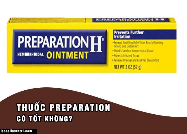 thuốc Preparation