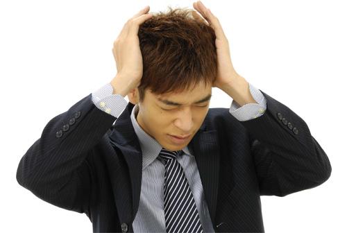 Tâm lý căng thẳng dễ mắc bệnh trĩ-1