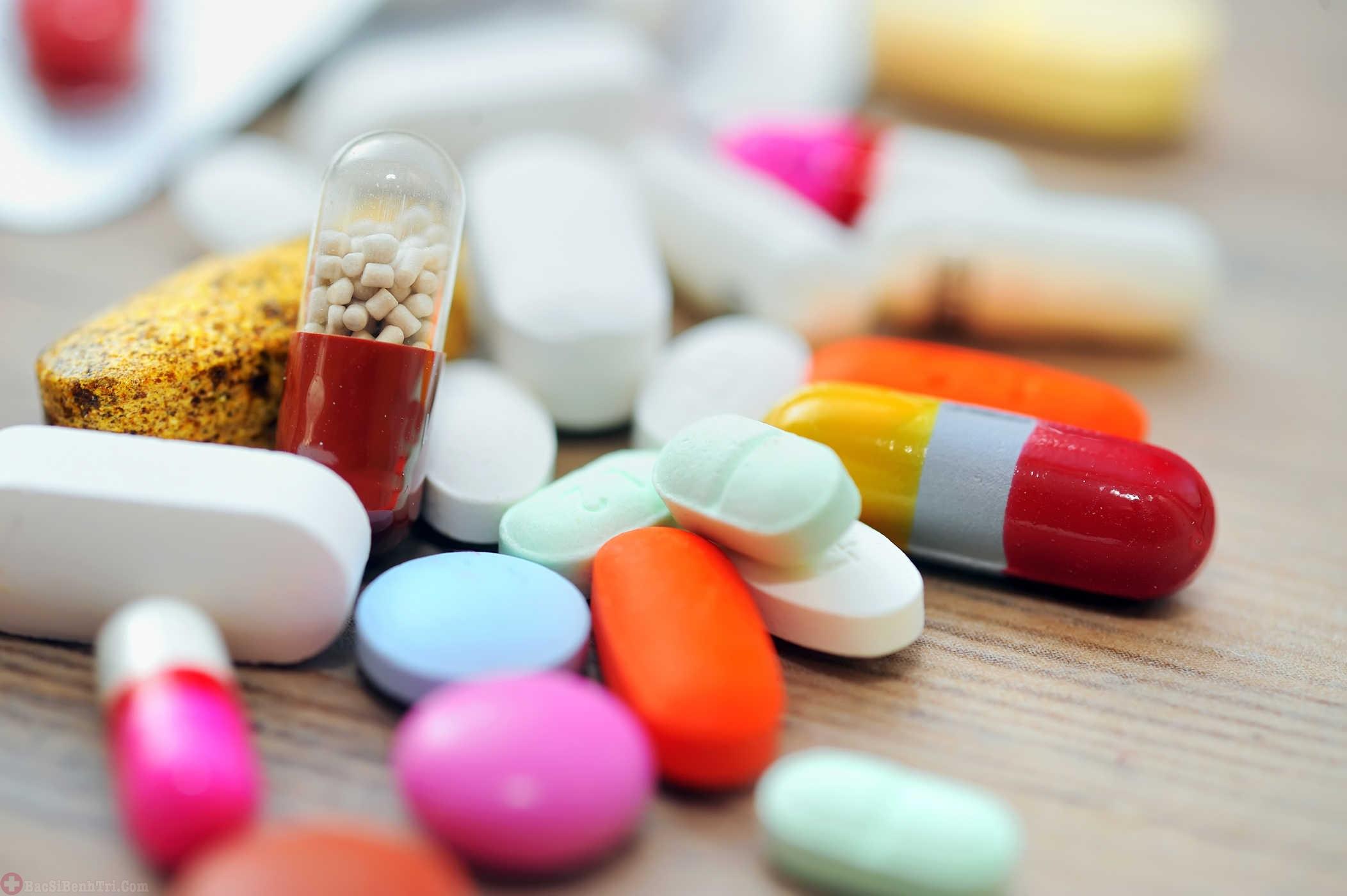 điều trị bệnh trĩ bằng thuốc