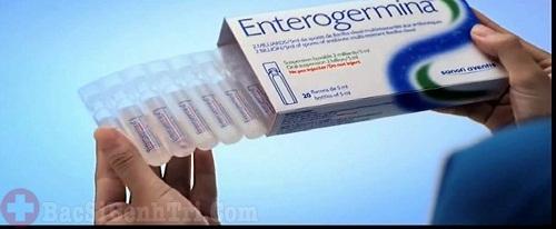 Hướng dẫn cách dùng Enterogermina trị táo bón