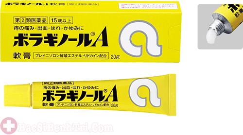 Nên dùng thuốc bôi trĩ của Nhật loại nào tốt nhất?