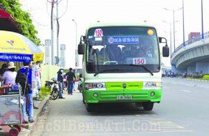 Các tuyến xe buýt đi bệnh viện Bình Dân TPHCM