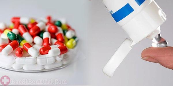 Thuốc bôi nào làm co, teo rụng búi trĩ?