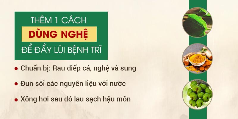 Bộ Xông Ngâm Bôi Trĩ Thảo Dược Trần Kim Huyền