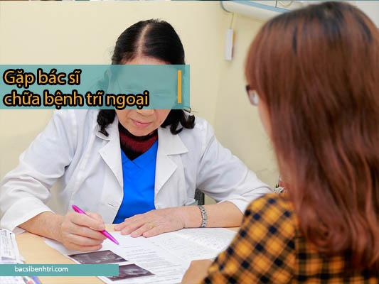 chữa trĩ ngoại