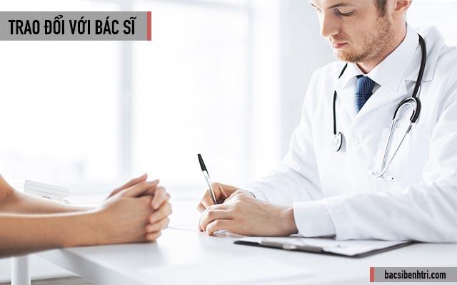chẩn đoán và điều trị bệnh trĩ